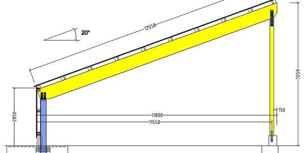 Conrads Skizze Photovoltaik