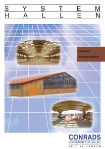 Conrads Reithallen Prospekt Cover