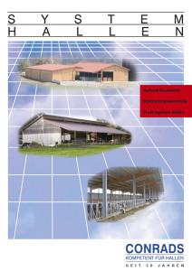 Conrads Prospekt Systemställe Cover